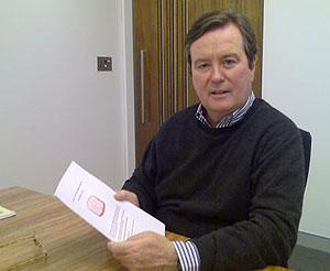 John O'Neill Speaks to The Roar