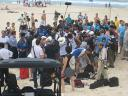 India Cricket Team, Bondi Beach 8 Jan 08 - Photo by The Roar
