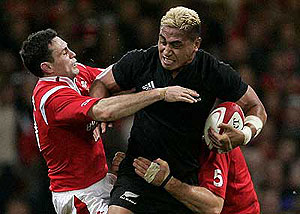 From blown opportunity to facing up against Jerry Collins