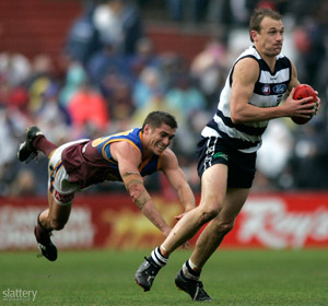 Brisbane Lions vs Geelong: AFL live scores, blog