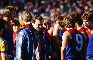 The Demons need to find their Ron Barassi