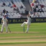 NOTTS VS HAMPS TRENT BRIDGE 08 - photo by Laura Malkin