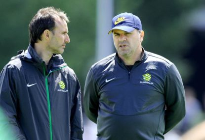 Asian Cup: Victory a fitting jewel in Postecoglou's crown