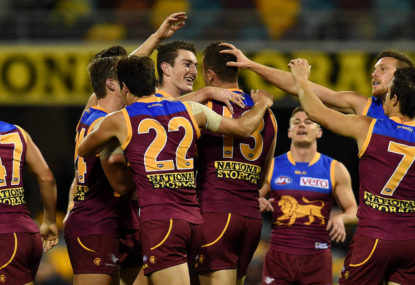Brisbane Lions vs Adelaide Crows Highlights: AFL live scores, blog