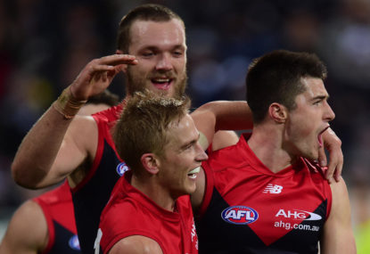 Geelong Cats vs Melbourne Demons highlights: Cats thump Dees by 111