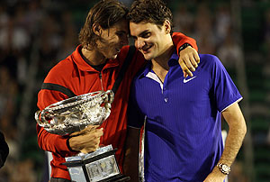 Nadal, Serena affirm favouritism for French Open
