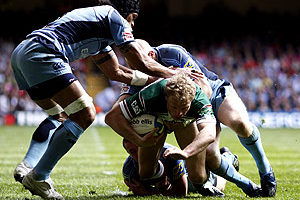 North versus south division growing in world rugby