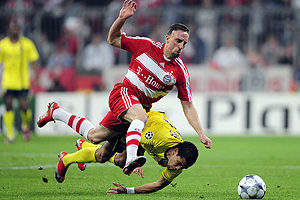 Bayern and Borussia: Total defending and verticality