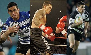 Boxing's artistic, theatrical appeal