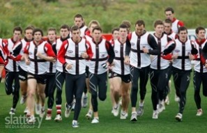 18 footy theme songs in 18 days: #8 'When the Saints go marching in'