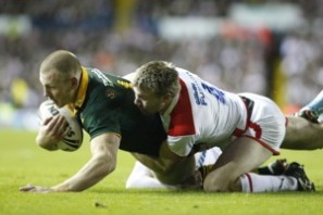 Kangaroos vs England: 2013 Rugby League World Cup live scores, blog