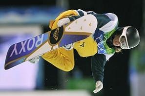 """It's just snowboarding"": Torah Bright's boardercross experiment"