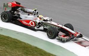 What's wrong at McLaren?