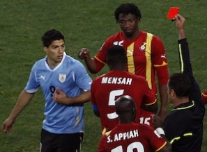 Luis Suarez: a 'handy' player
