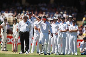 DRS snub blows up in India's face