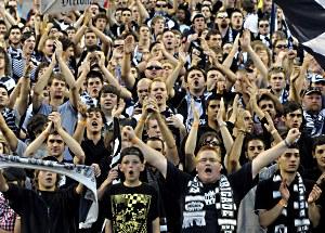 A-League Melbourne Grand Final fans