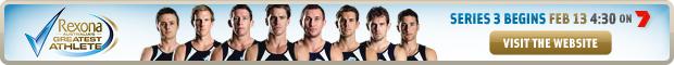 Rexona - Australia's Greatest Athlete - sponsored post