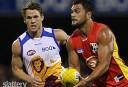 Karmichael Hunt becoming a gun AFL player