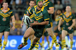 Rugby League World Cup preview: Australia