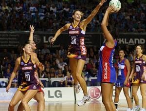 Netball Grand Final -  Queensland Firebirds vs Northern Mystics