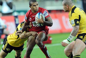Will Genia remains in the Red