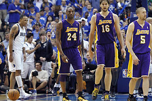 Kobe is to blame for the Lakers lacking a foundation for the future