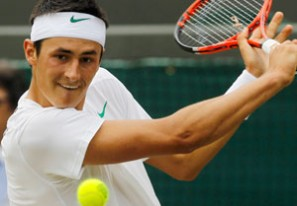 Bernard Tomic's 2013 will be his best ever