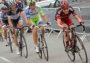 Cadel Evans in Tour de France 2011