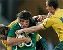Australia vs Ireland