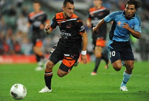 Sydney FC vs Brisbane Roar: A-League live scores, blog