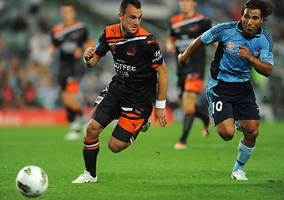 Franjic loss outweighs Berisha's departure