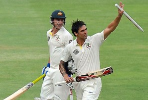 Is Mitchell Johnson the one who got away?