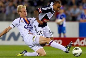 Perth Glory vs Melbourne Victory: A-League live scores, blog
