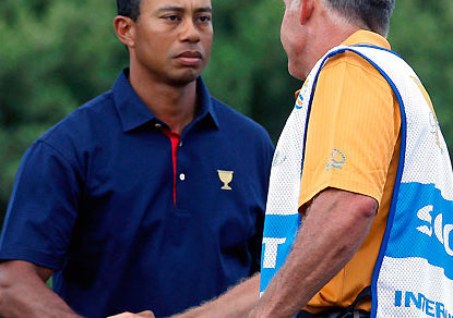 The Masters and my Tiger Woods man crush