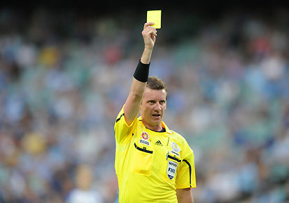 Video referee for the A-League? No thanks!