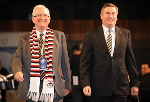 McGuire and Jurrah show AFL's conflict of interest
