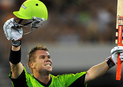 Big Bash League continues to put Test coverage in the shade