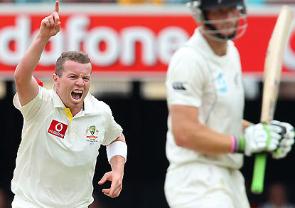 Siddle and Hilfenhaus will be fine for Perth