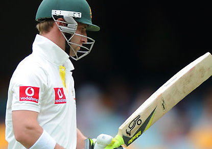 Australian Test centurions at Kingsmead