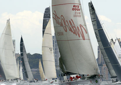 Is the Sydney to Hobart Australia's most irrelevant event?