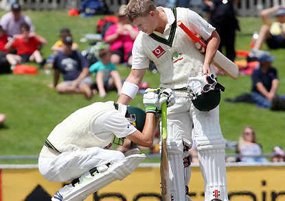 Best of the Tests at the Bellerive Oval