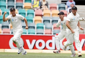 Black Caps win a cricket Test for the history books