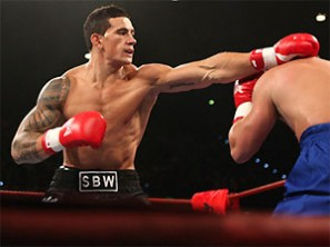 Sonny Bill Williams vs Clarence Tillman III: Live updates, blog [video]