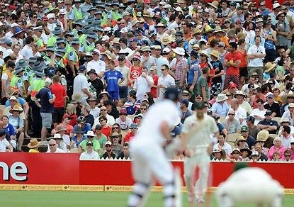 Cricket Australia must take a stand against racist spectators