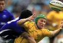 A Wallaby squad selected entirely of overseas players