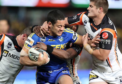 Why Jarryd Hayne just doesn't cut it anymore