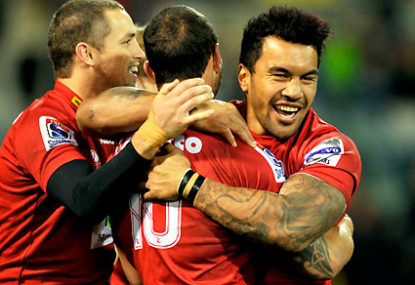 Super Rugby should look to the Top 14
