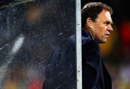 Socceroos fans must be realistic in wake of Osieck sacking