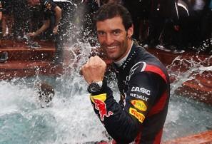 Mark Webber at 200