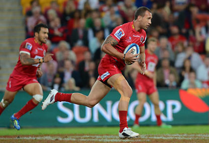 Maths for the Reds to make Super Rugby finals